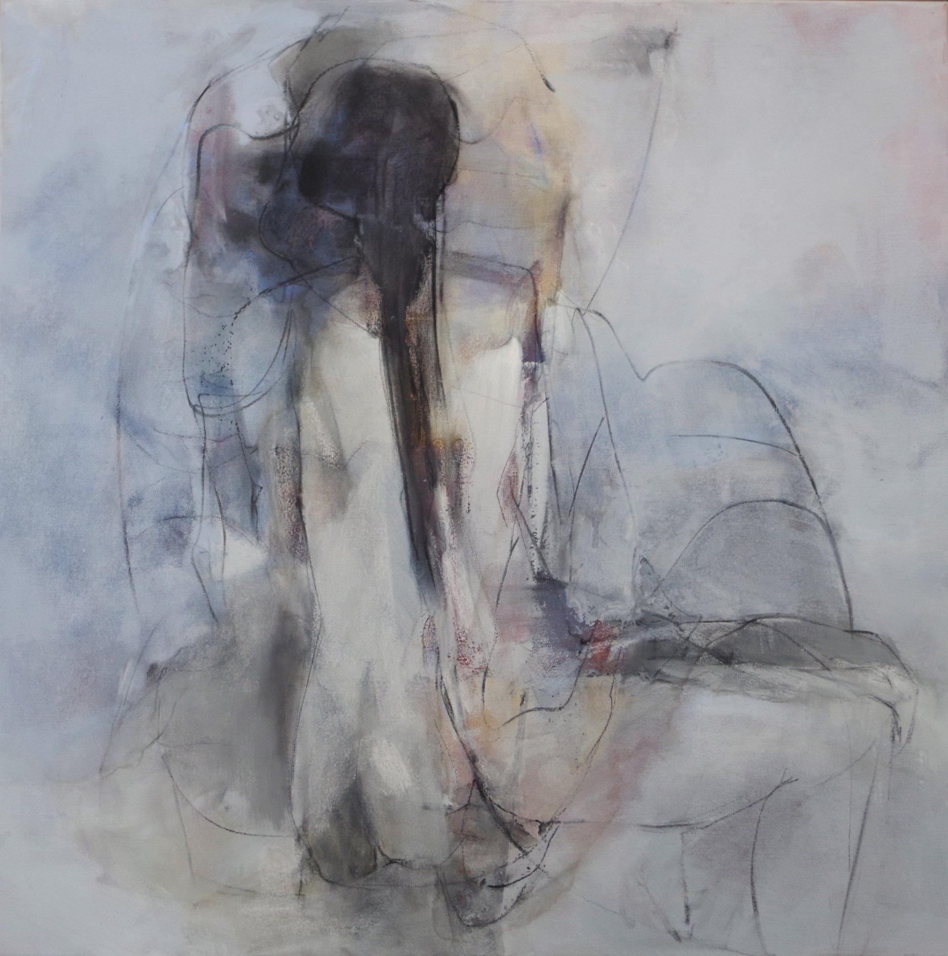 Ante el muro (2016) - Beatriz Rubio