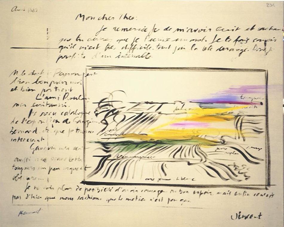 Carta de Colores (1986) - Jaume Genovart Llopis