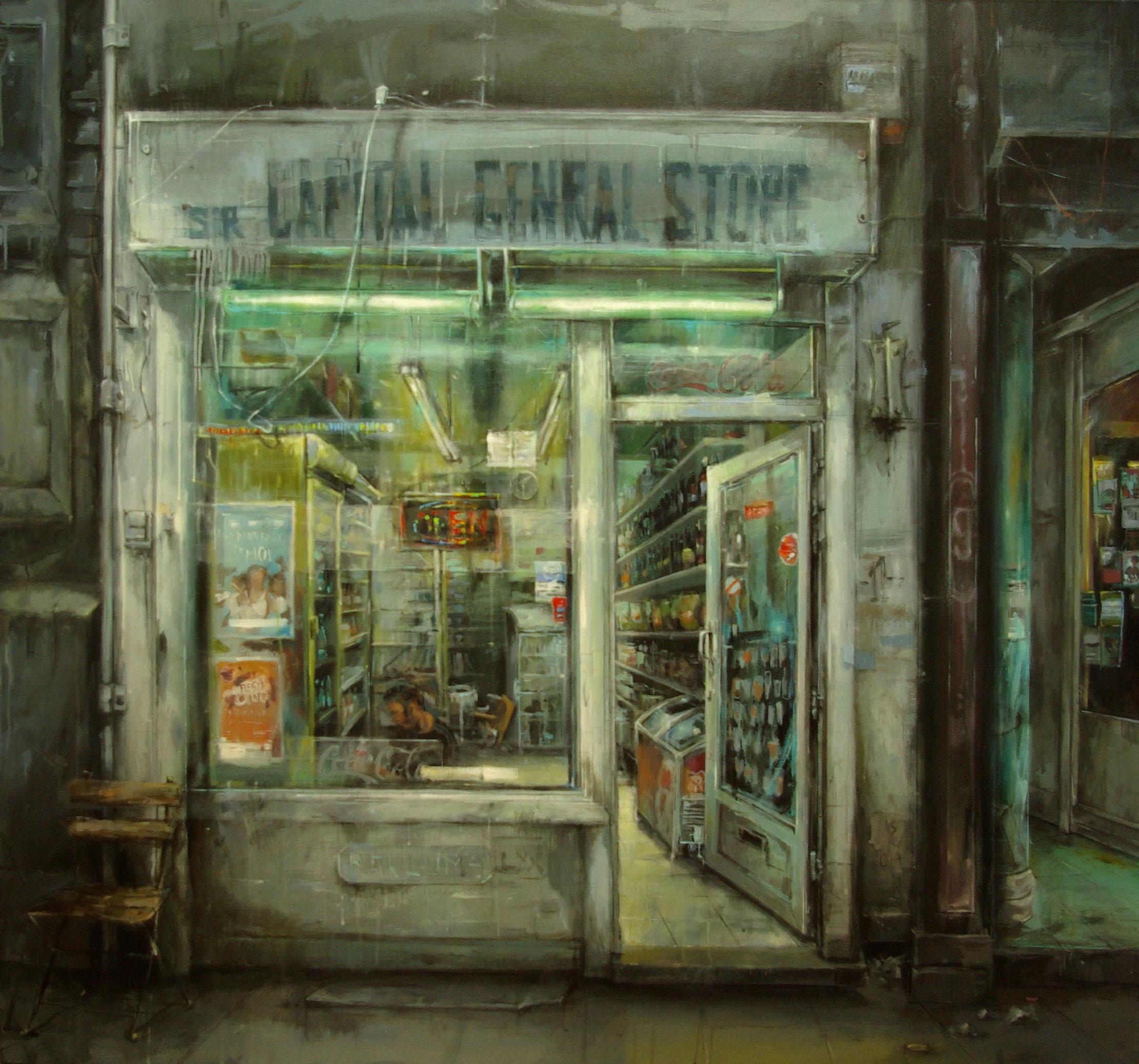 Sir Capital Genral Store.