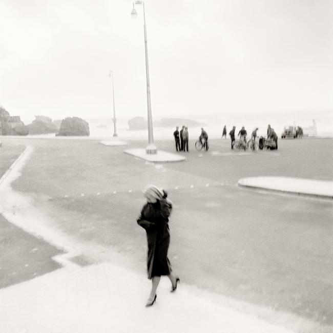 Biarritz, 1957.