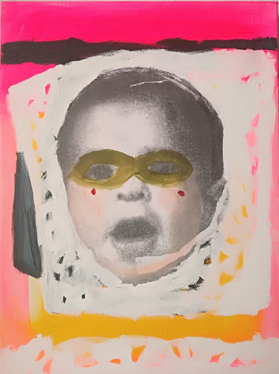 selfportrait#01 (2018) - Inma Fierro