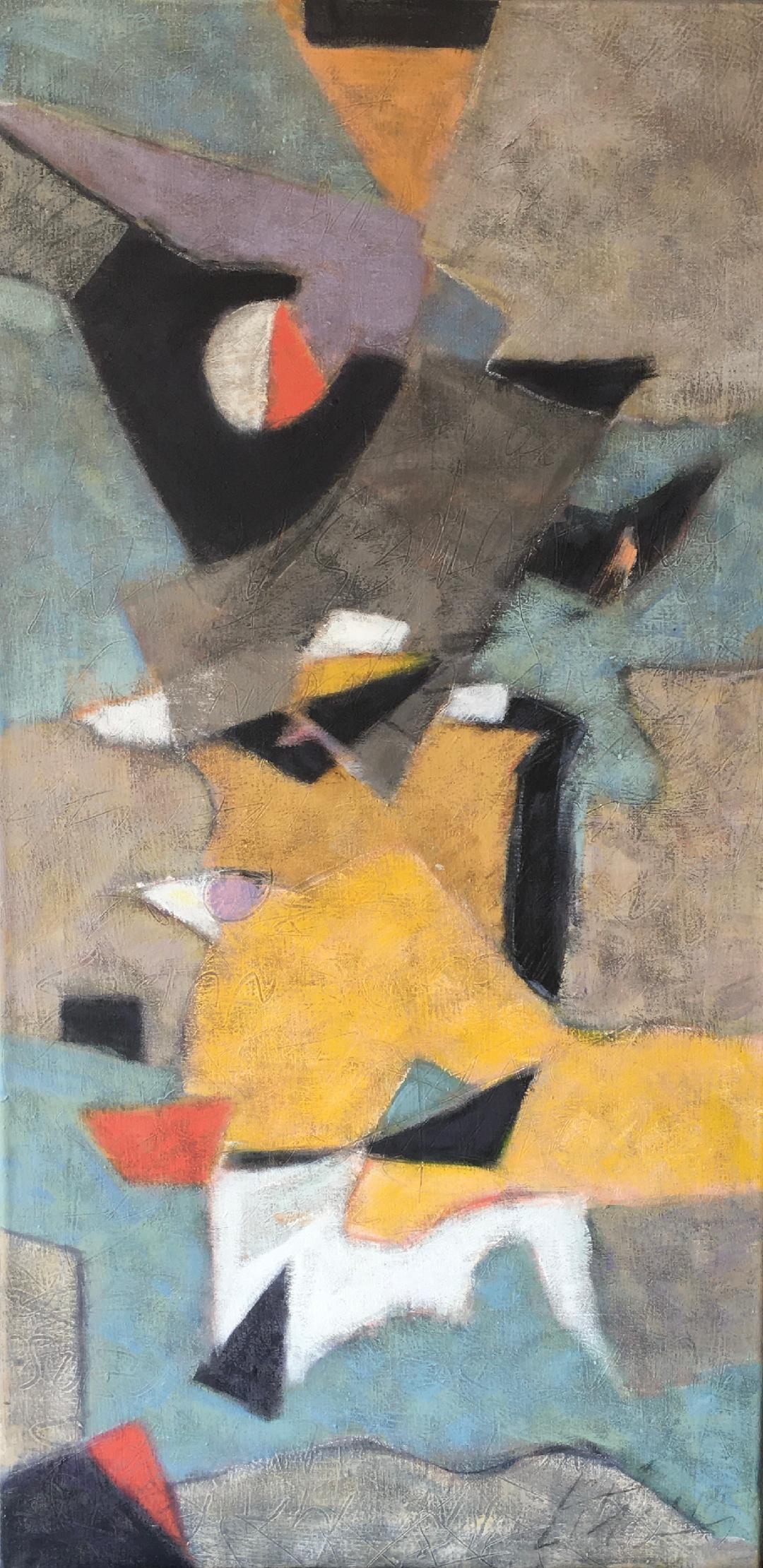 """""""LA ESPERA"""" (2018) - Mayra Lifischtz - Mayra Lifich"""