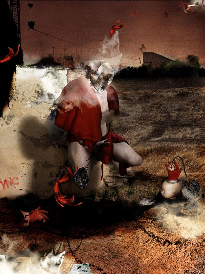 Matar al padre (2005) - Pepe Domínguez