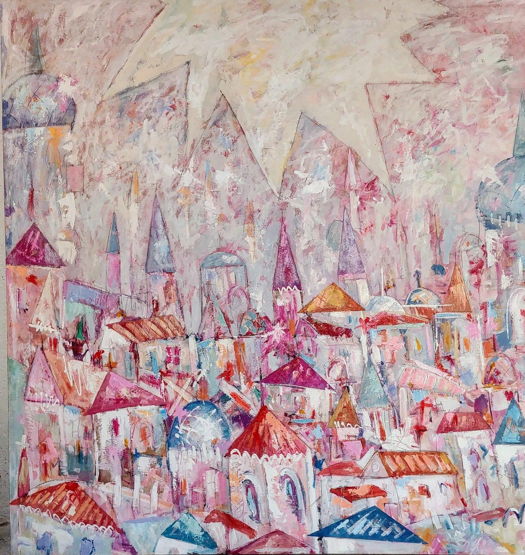 Paisaje Urbano (1990) - Jesús Coito Pablo - Jesús Coyto