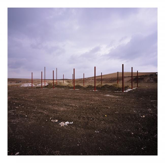 Serie Estructuras visibles, 2010.