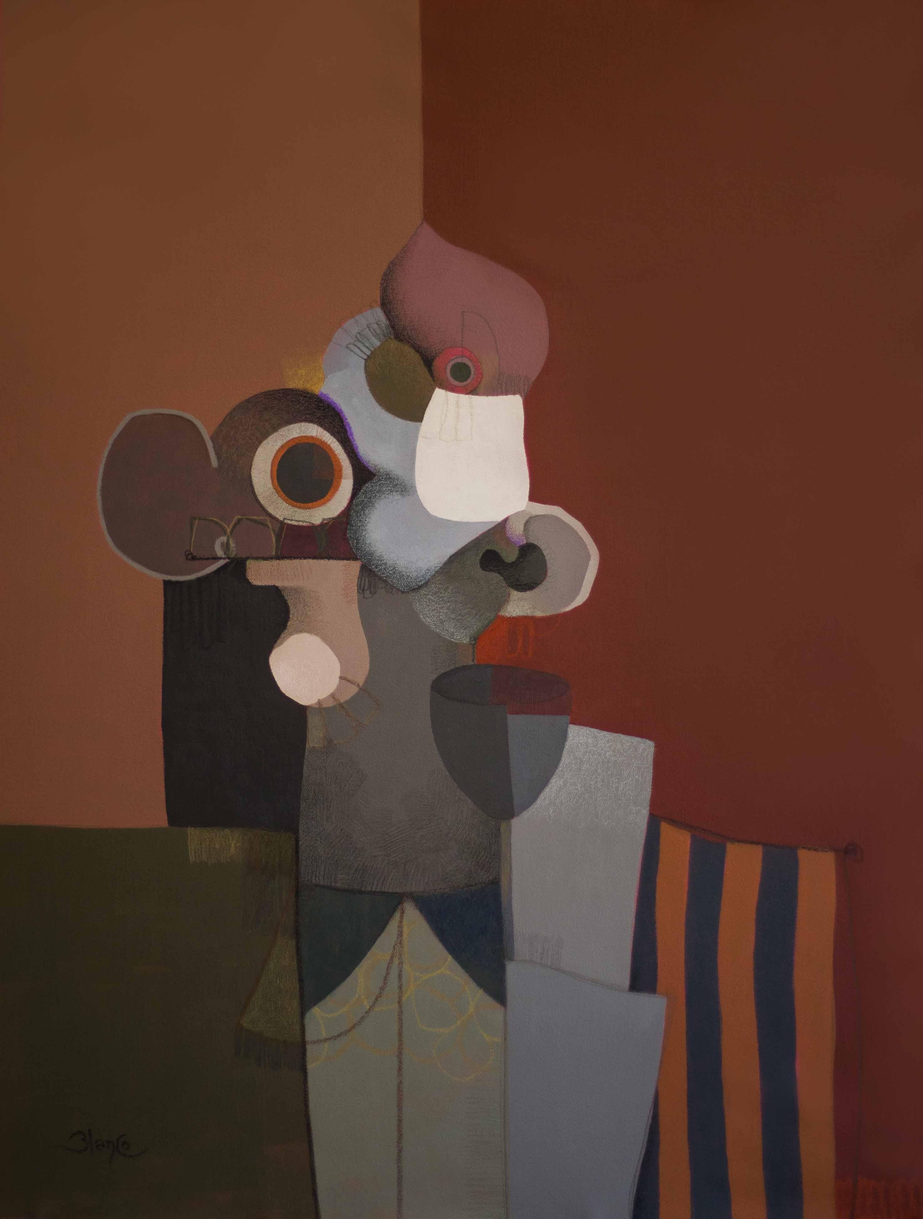 Gentleman (2020) - Carlos Blanco Artero