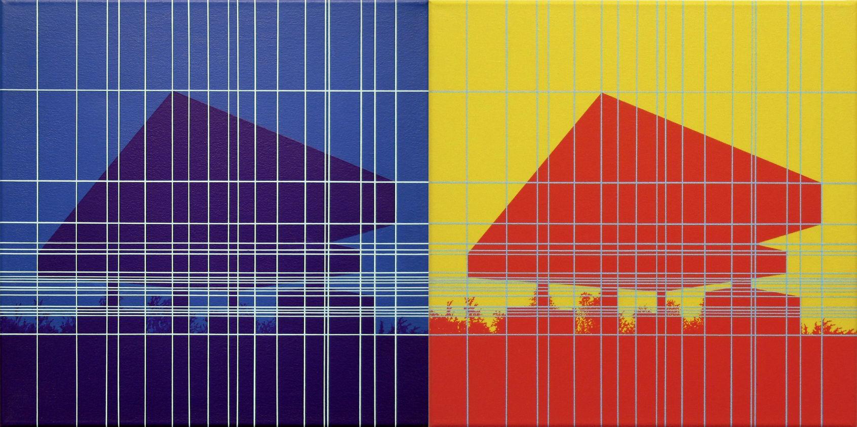Alienación. Arquitectura Doble (2019) - Clara Isabel Arribas Cerezo