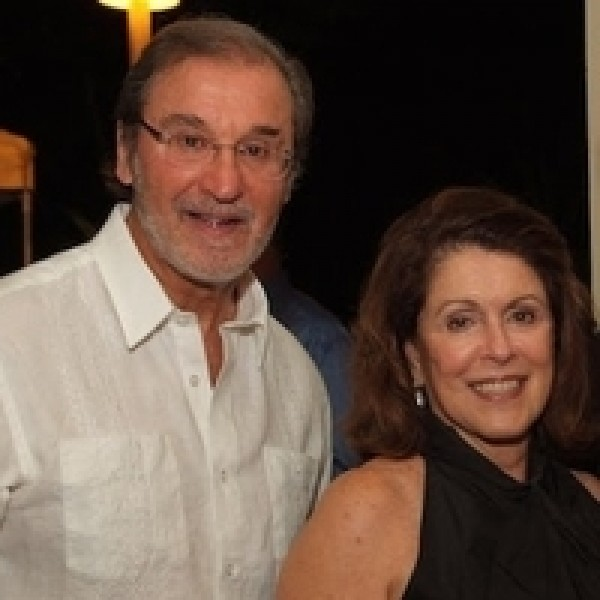 Diana y Moisés Berezdivin