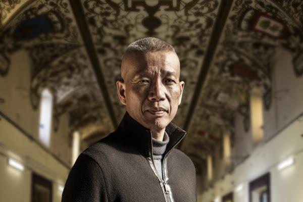 Cai Guo-Qiang. Cortesía del Museo del Prado. Foto © Javier Molina