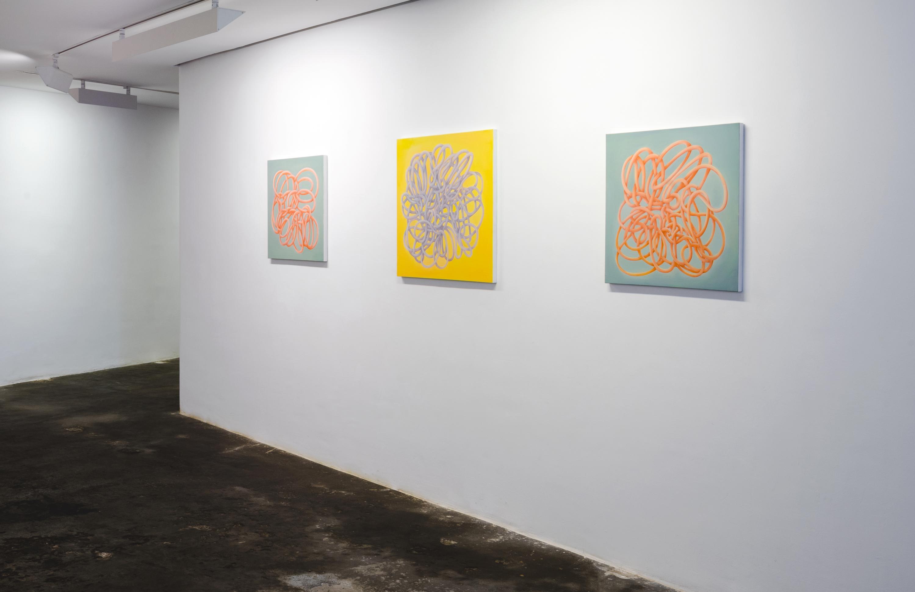 exhibition shot Tatart Barcelona