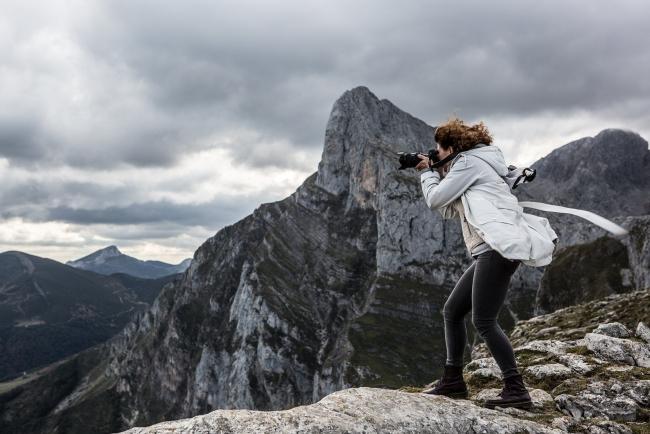 En los altos de los Picos de Europa