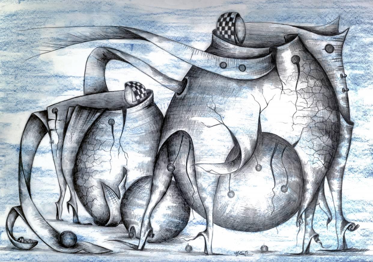 Refugio (2015) - Moisés González Acosta