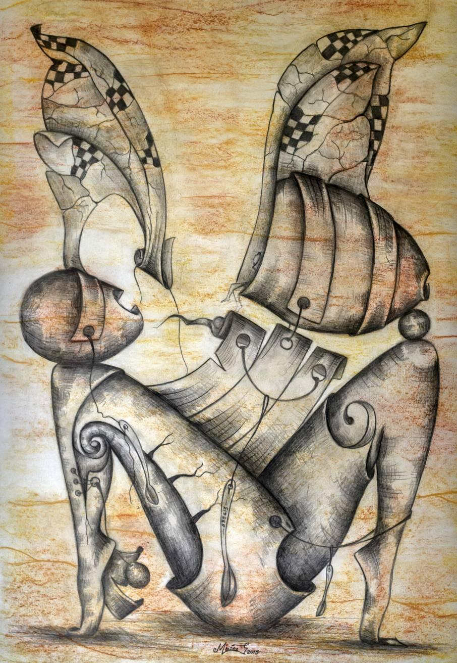 Equilibrio (2015) - Moisés González Acosta