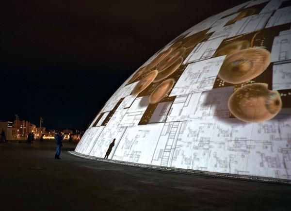 Organismo, Centro Niemeyer 2011