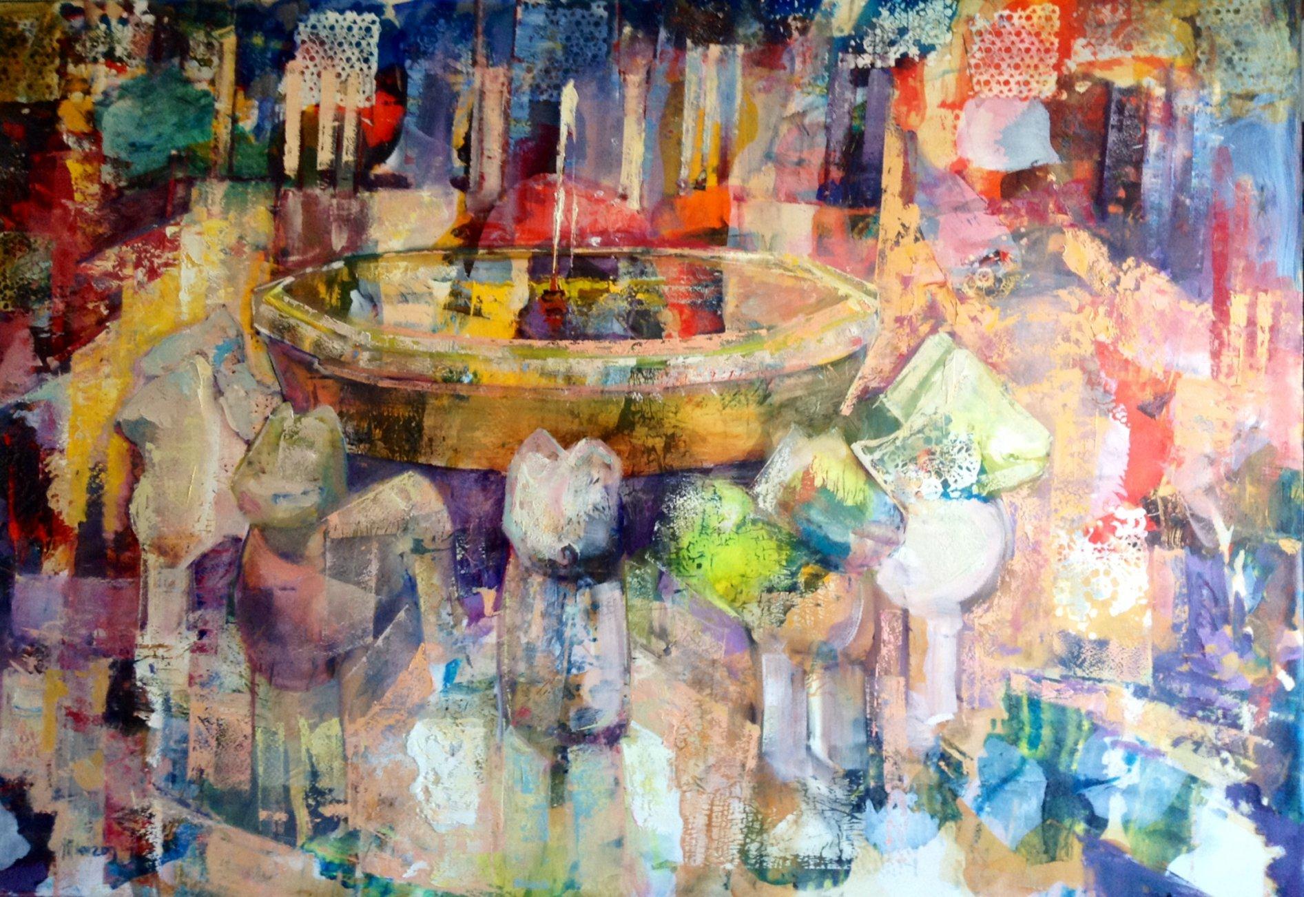 Patio de Los Leones (2010) - Aracely Alarcón
