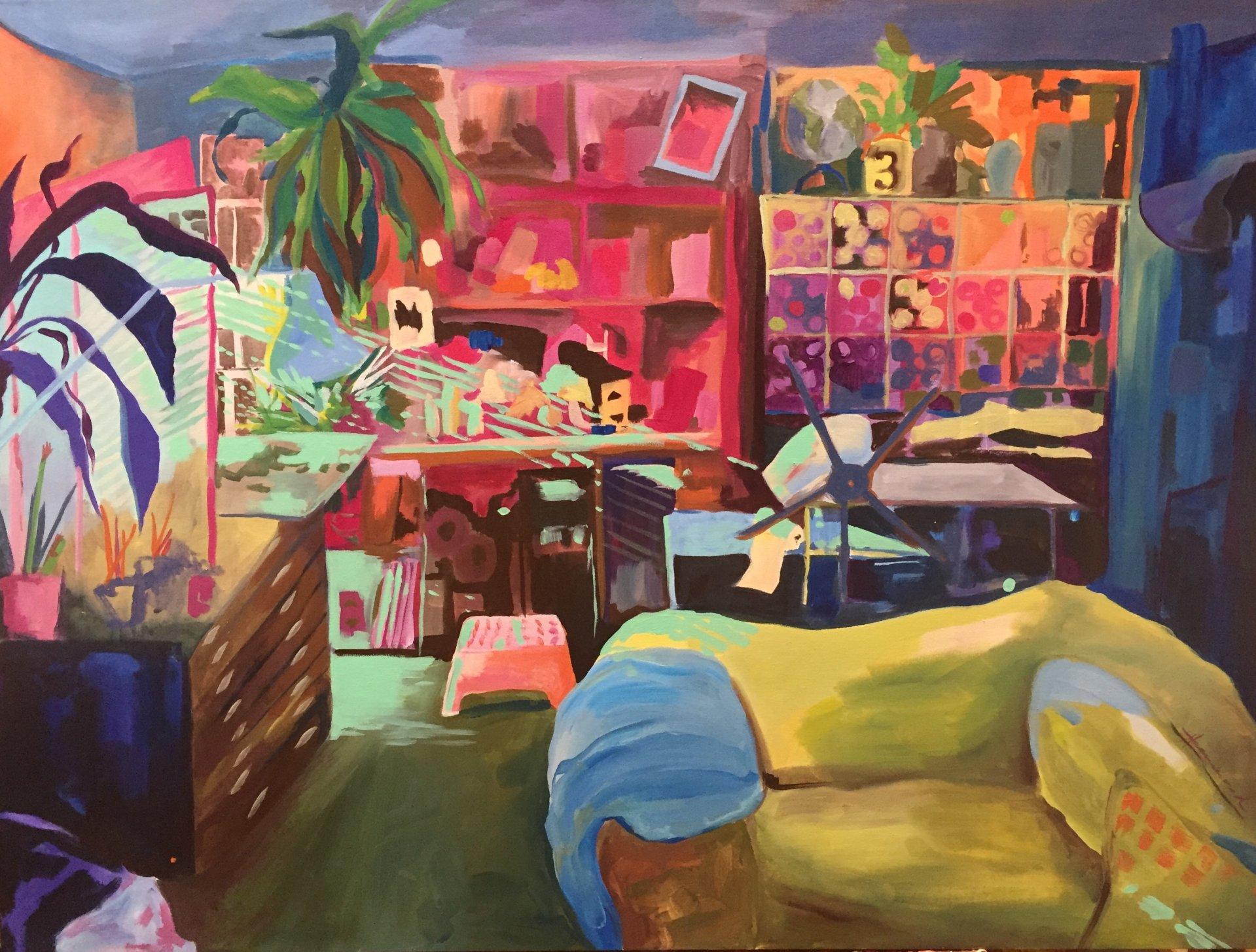 Cartografía afectiva (2019) - Greta Hammond