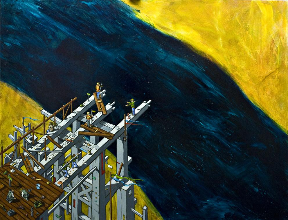 Builders (2016) - Tuomo Rosenlund