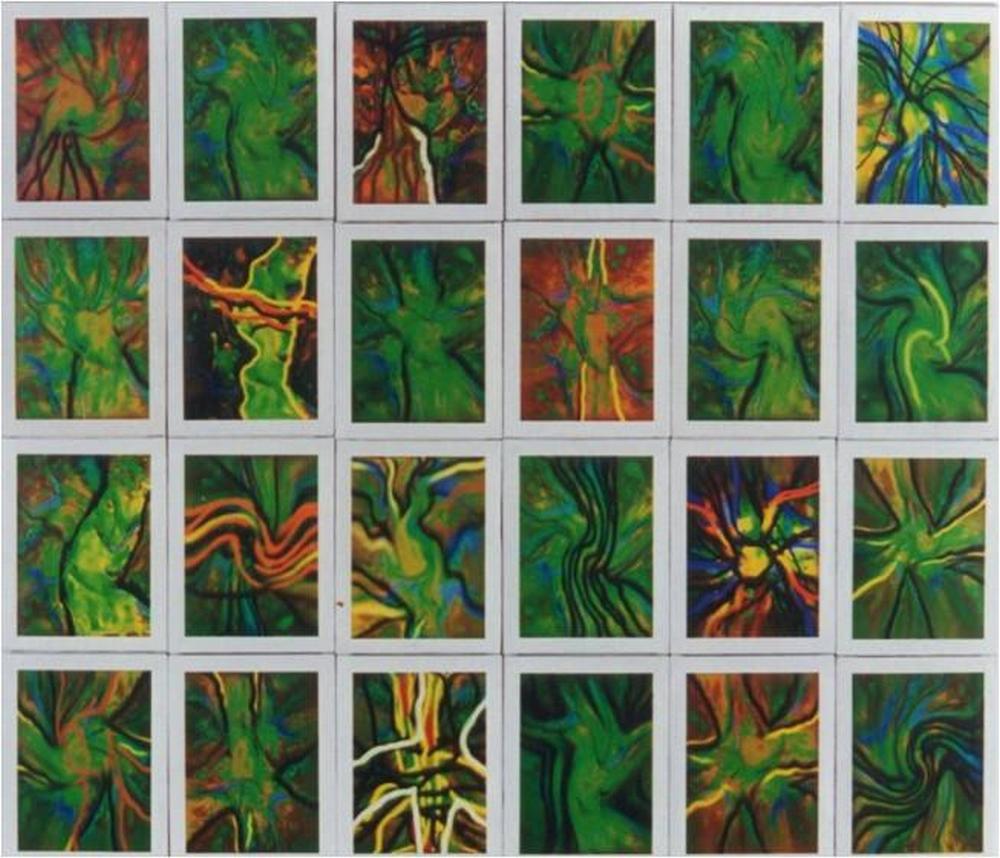 Genealógicos fragmentado (1999) - Geller Darío Hernández Nieves