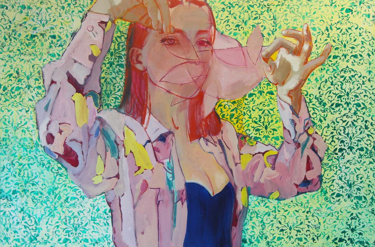 Look throught (2019) - Mariia Zhurykova