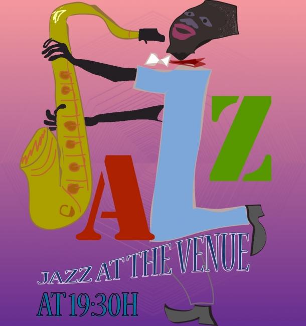 Póster concierto de Jazz
