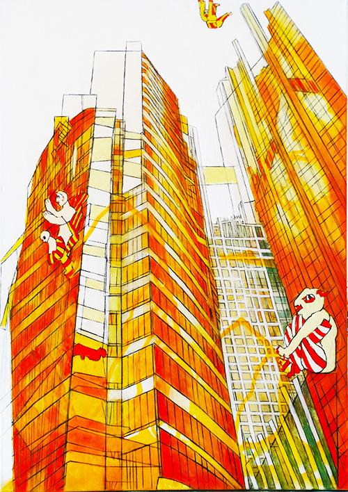 BUILDING NEW YORK (2018) - Isabel Carafi