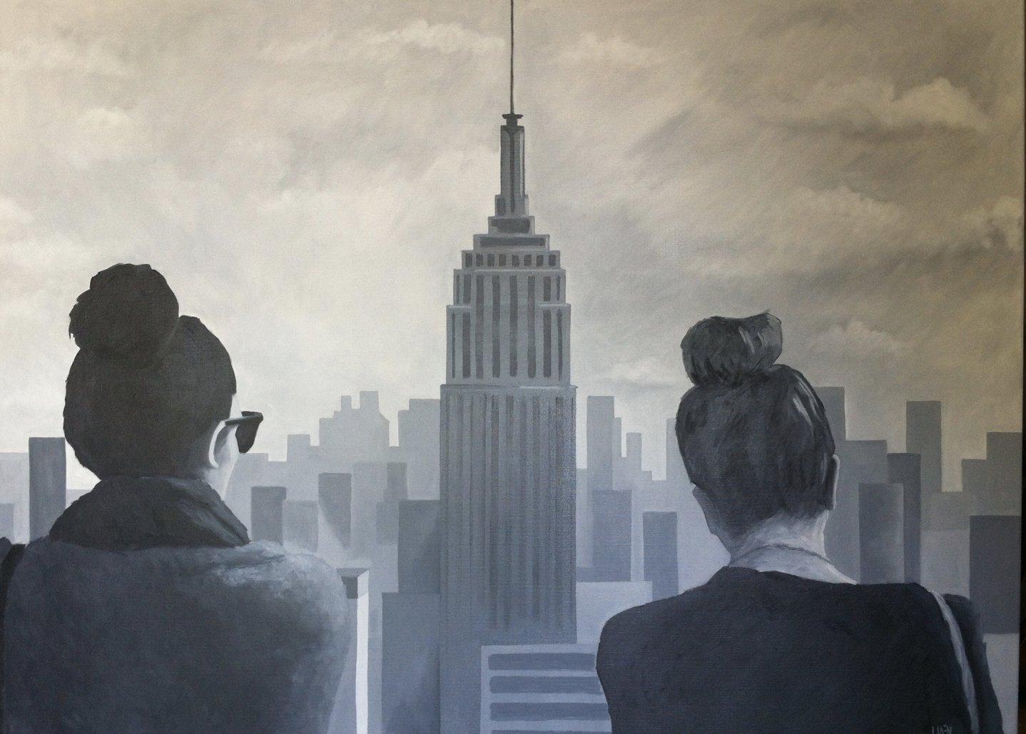 NEW YORK, NEW YORK (2018) - Isidro Jaén