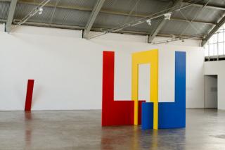 escultura, exposição Baró galeria /2015