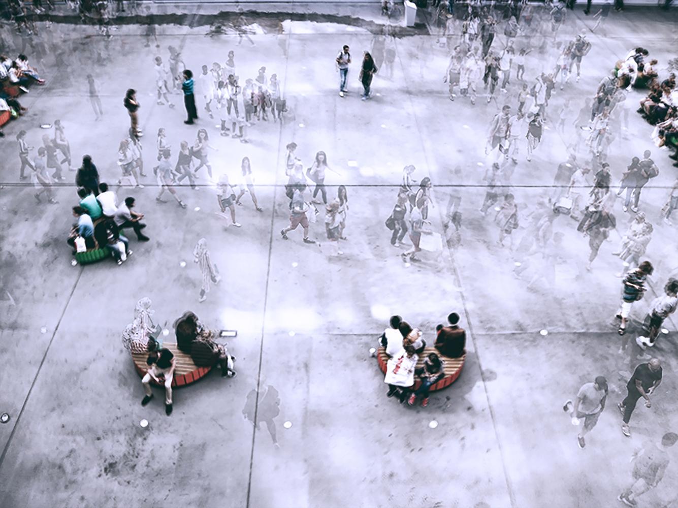 Les Halles (2017) - Susana López Fernández - Susanalf