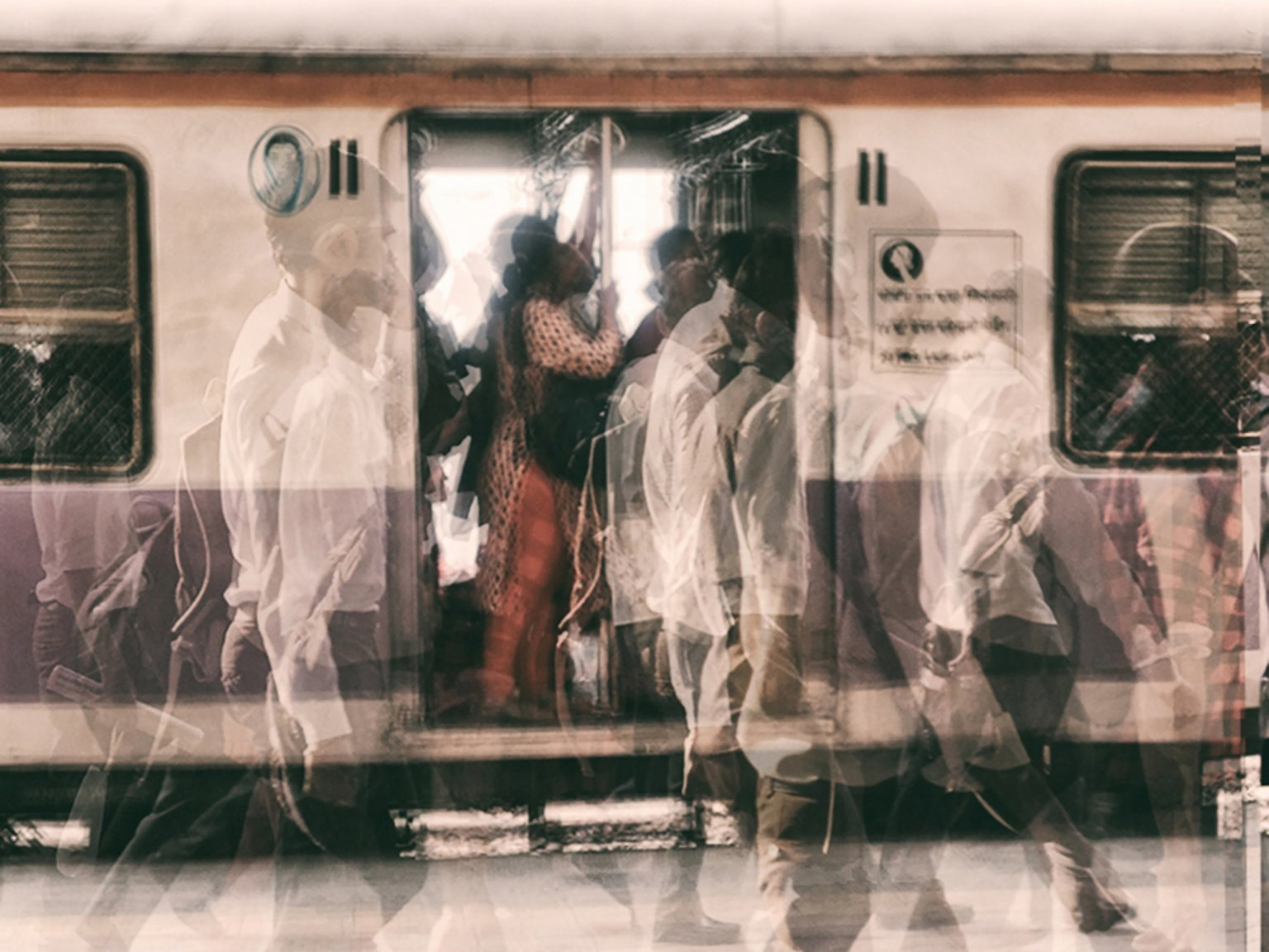 Time, Bombay (2018) - Susana López Fernández - Susanalf