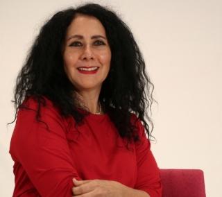 Cecilia Fajardo-Hill. Fotografía de Chisa Hughes