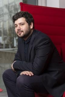 Omar Kholeif. Photo: Nathan Keay, © MCA Chicago.