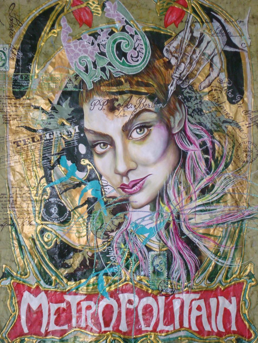 Metropolitain (2018) - Gabriela Farnell