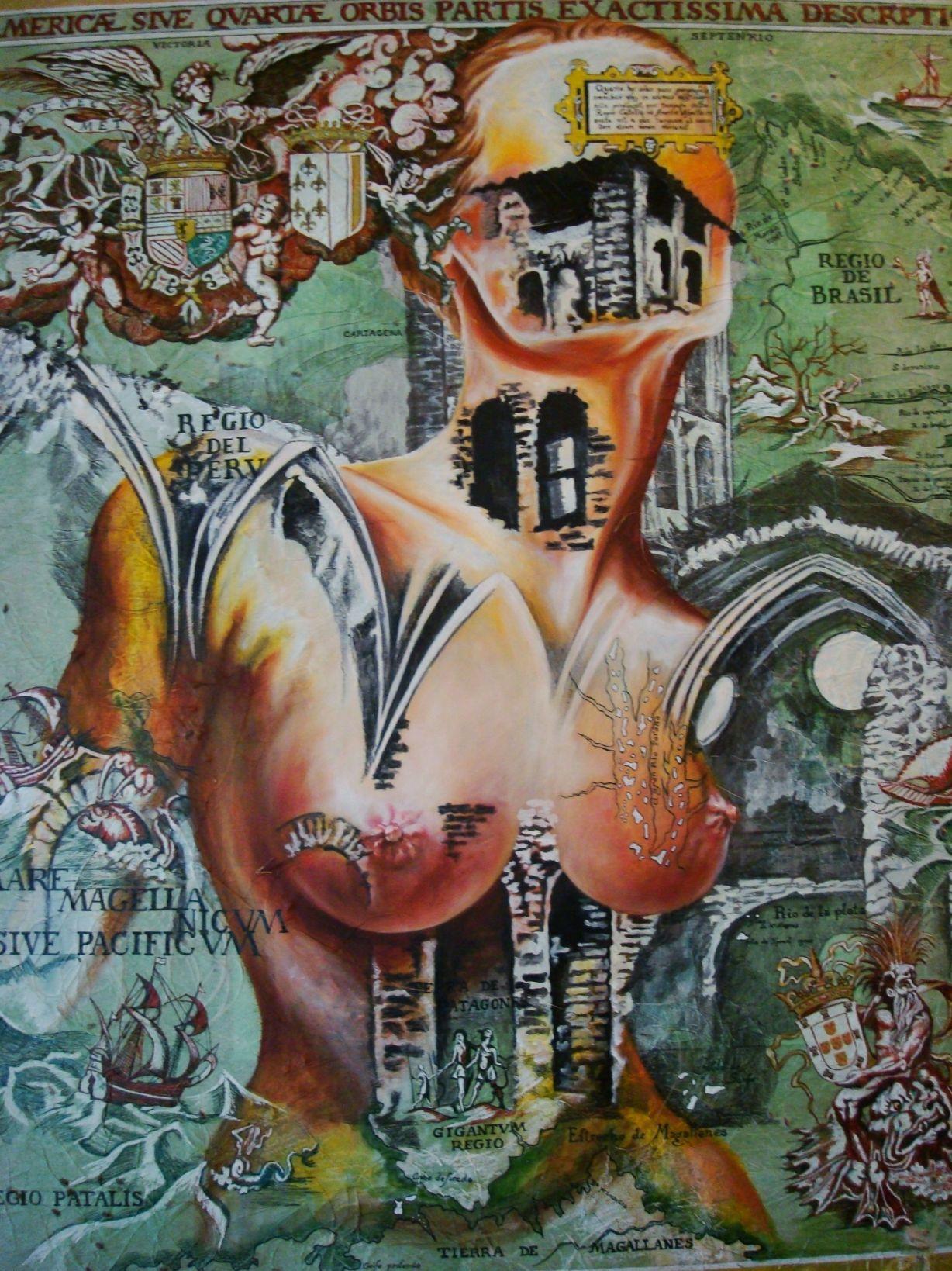 Resabio de Conquista (2010) - Gabriela Farnell