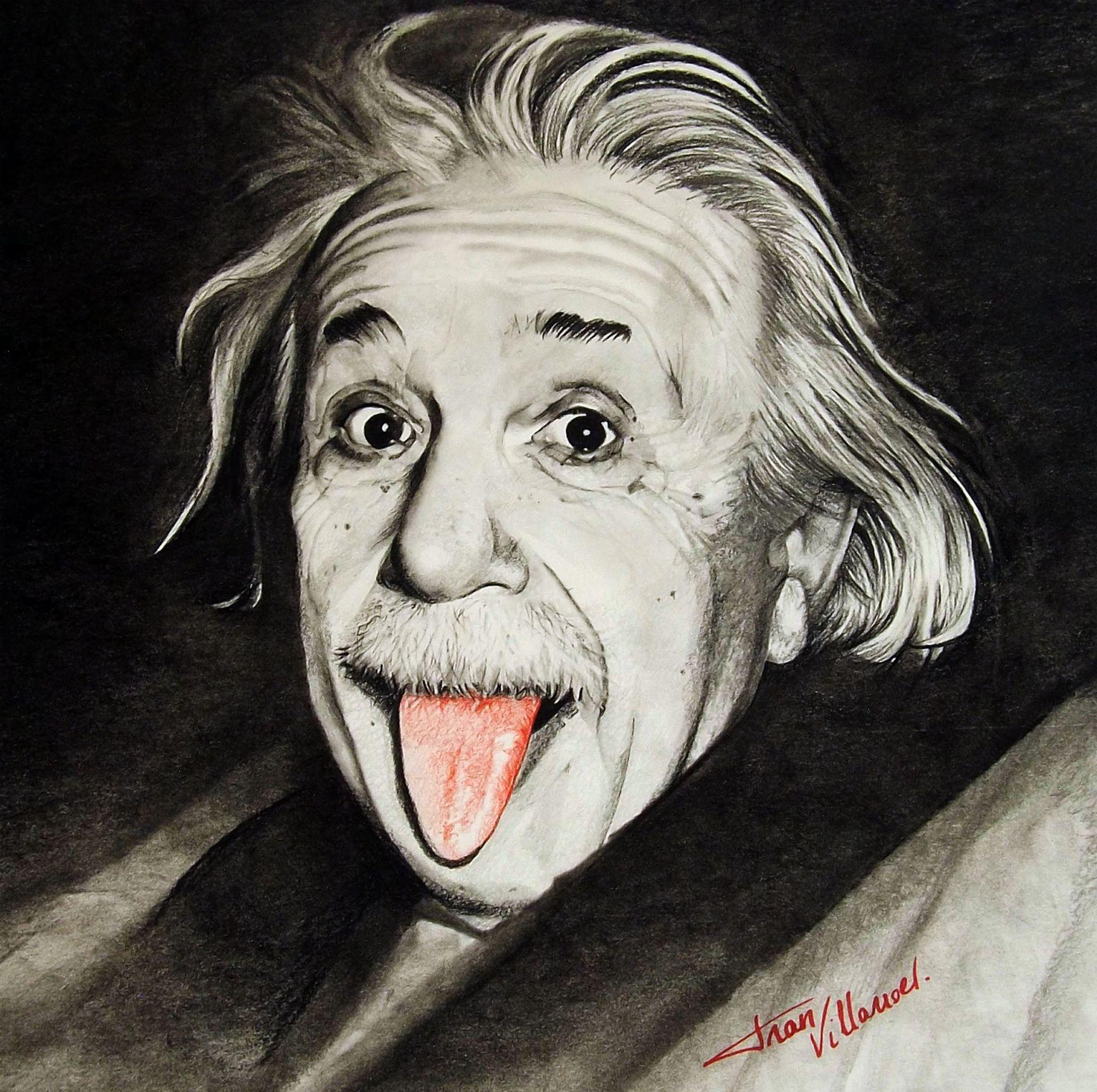 Einstein (2017) - Fran Villarroel