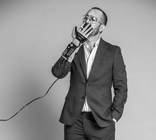 Abraham San Pedro para Esquire Magazine Spain, fotografi?a Miriam Yeleq