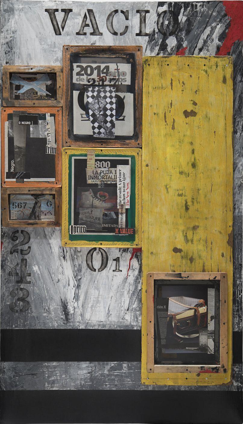 Retablo Urbano VIII (2016) - Héctor de Anda
