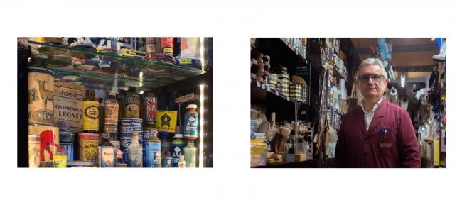 El petit comerç de Sant Gervasi-Barcelona (El pequeño comercio de San Gervasio-Barcelona) (2018)