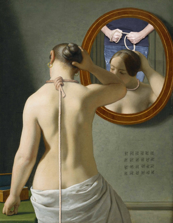 El espejo (2019) - Lucía Chiner