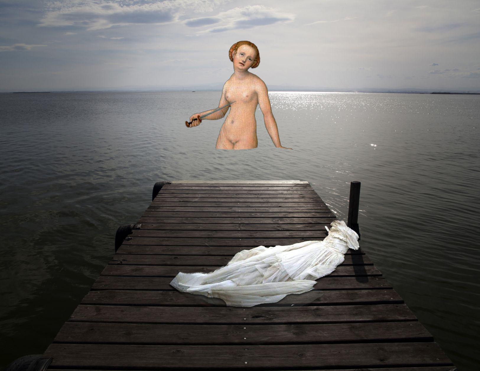 El lago (fin) (2016) - Lucía Chiner