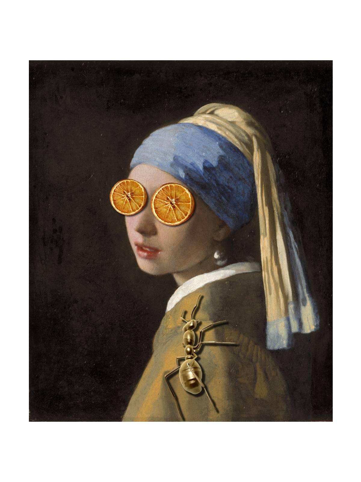 mi media naranja (2016) - Lucía Chiner