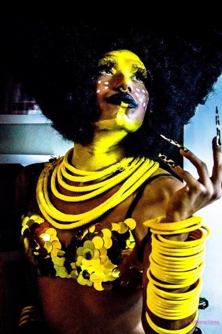 Uhura BQueer. Cortesía del artista