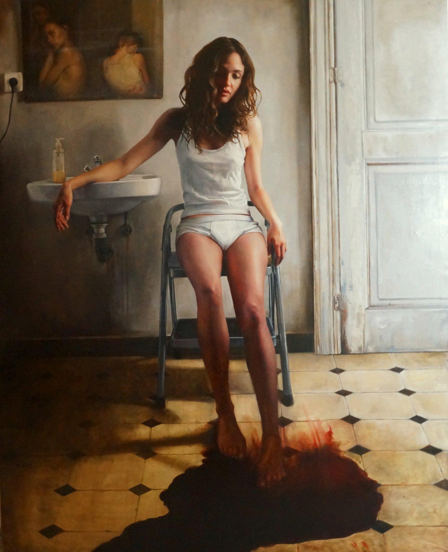 The legend of Lilith (2013) - Carmen Mansilla