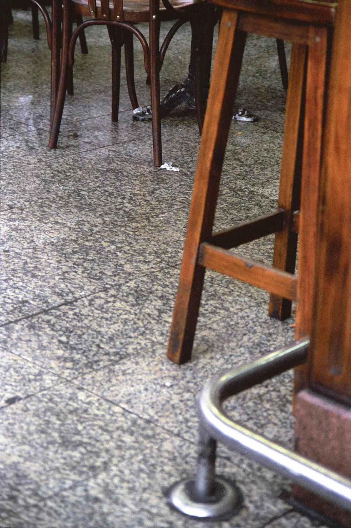 Sin título 5 (Serie AUSENCIA presente) (2002) - Alvaro Pérez Mulas