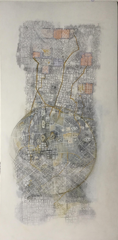Mapa 4. Serie 'La nuda vida'