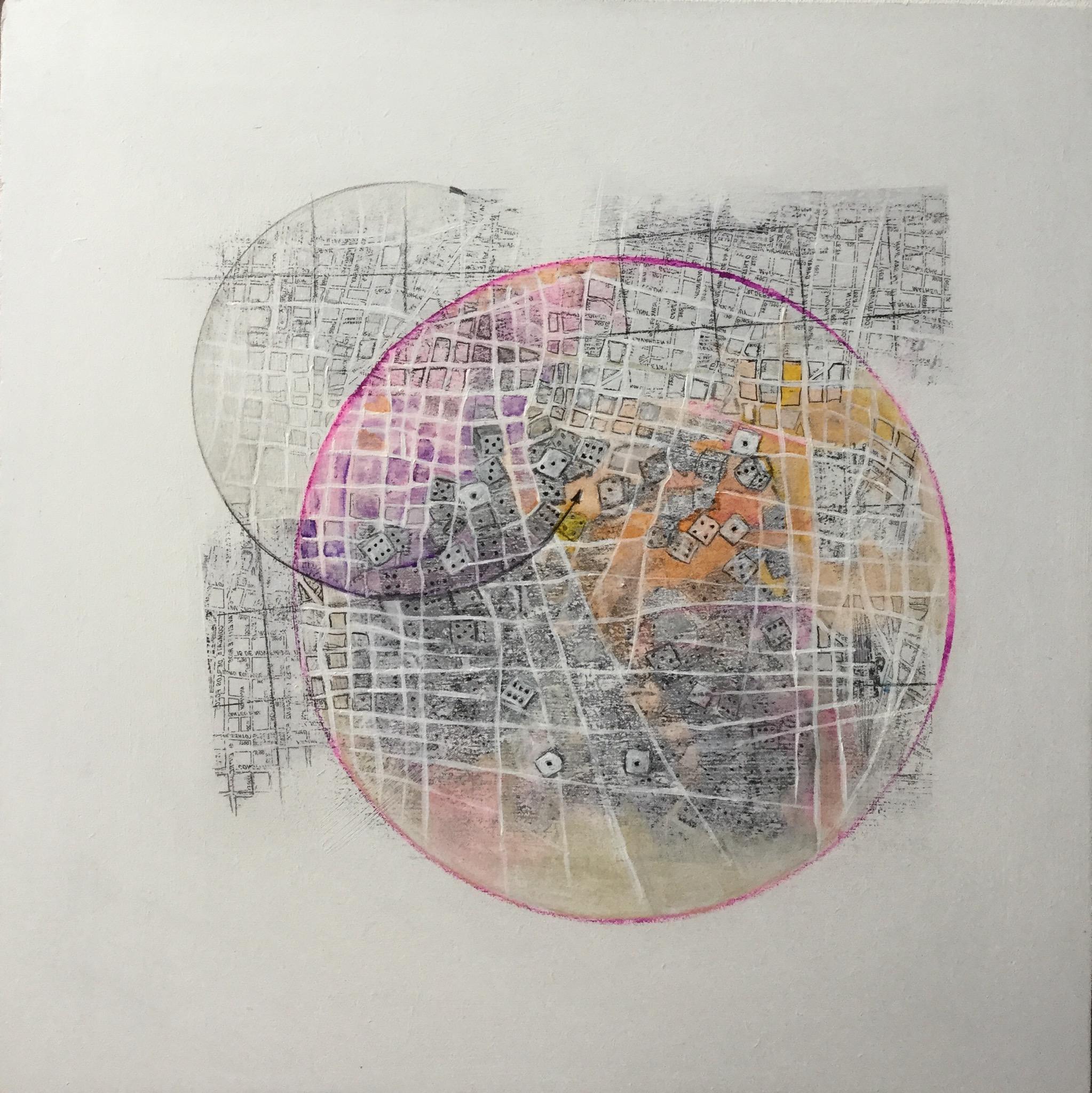 Mapa 6. Serie 'La nuda vida'