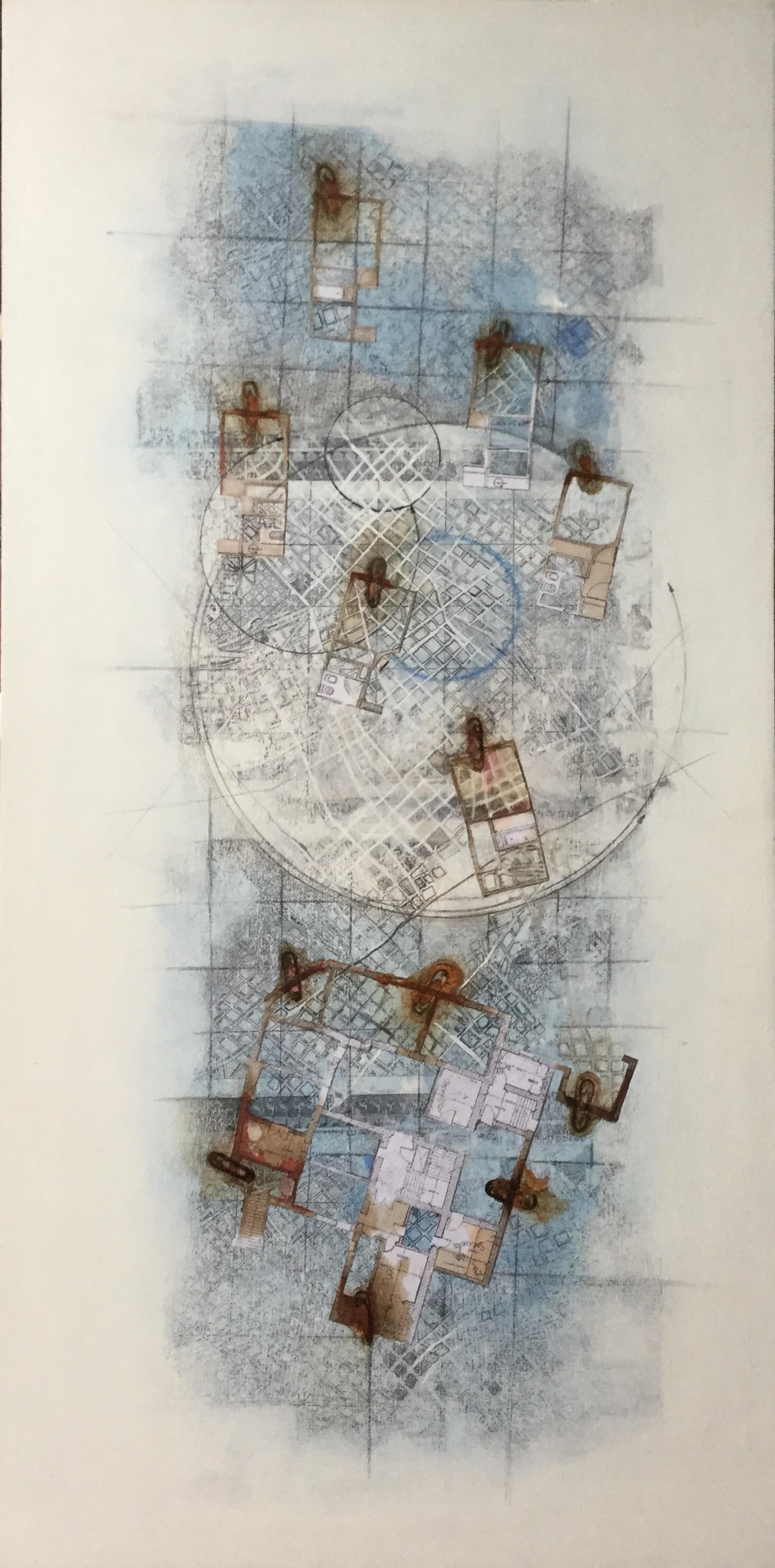 Mapa 3. Serie 'La nuda vida'