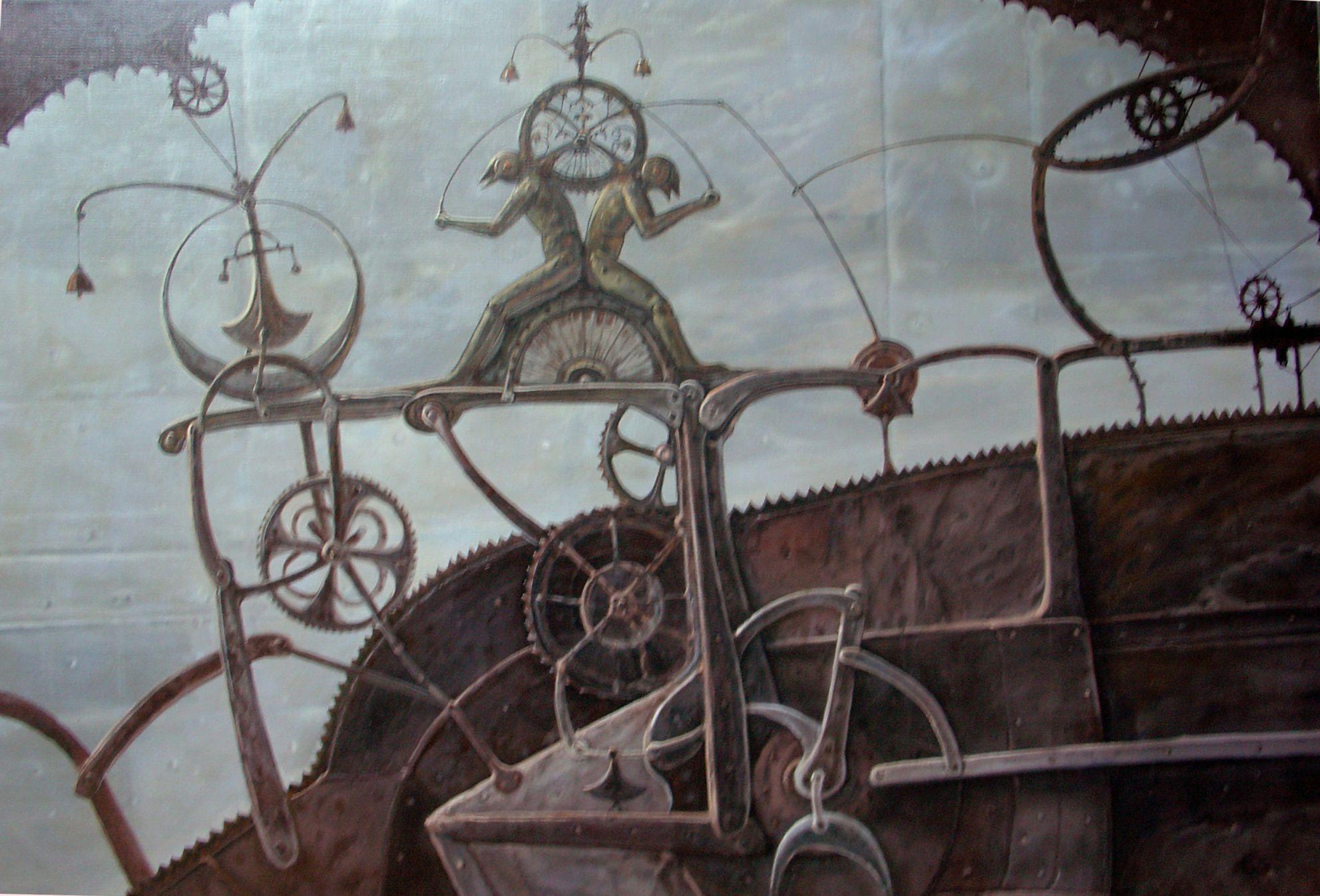 Una máquina (1990) - Francisco Mir Belenguer - Mirbelenguer