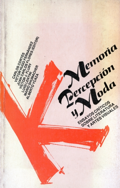 Arte, percepcion y moda. Editorial EUNED. 1990