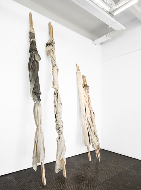 Alexandra Karakashian — Cortesía de Sabrina Amrani Gallery
