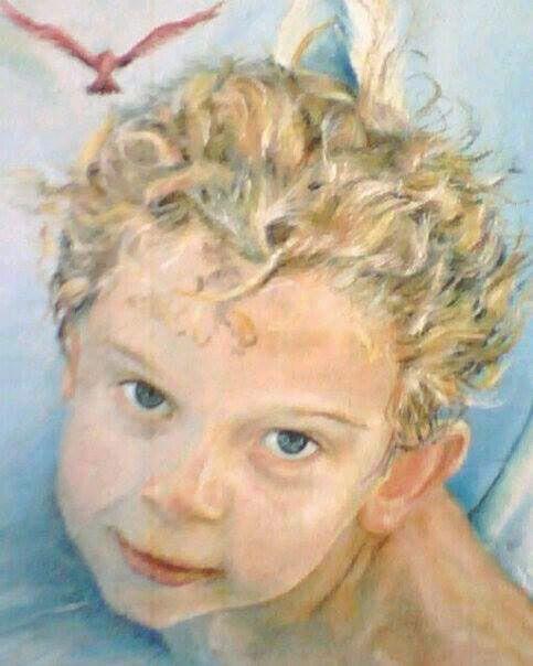 Ángel (1999) - Gustavo José Flores Rojo - Gust.art